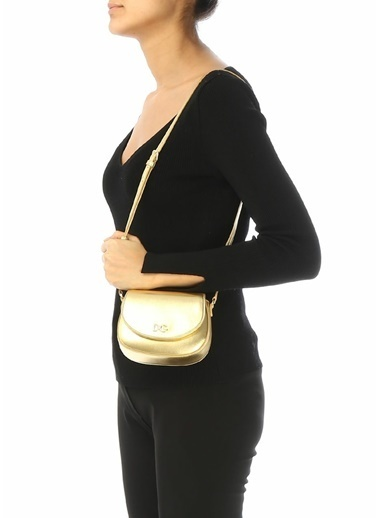 Dolce&Gabbana Omuz Çantası Altın